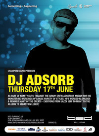 DJ ADSORB