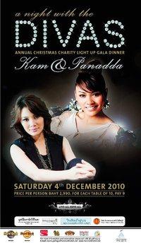 The Star & Panadda Charity Concert at Hard Rock Pattaya