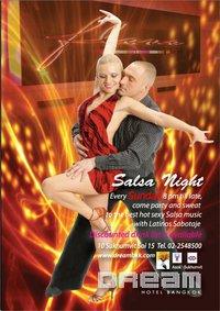 Dream Sunday Salsa Night at Dream Hotel
