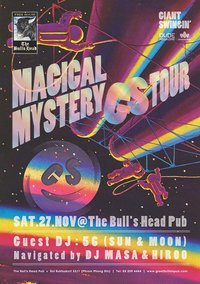 Magical Mystery GS Tour at Bulls Head