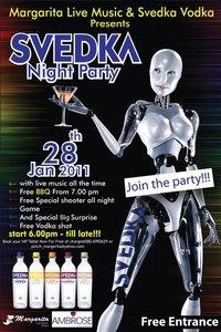 Svedka Night Party