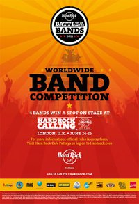 Hard Rock Bands  Pattaya