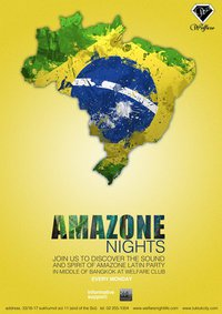 Amazone NIght Brazilian party