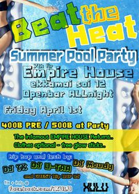 Beat The Heat Party