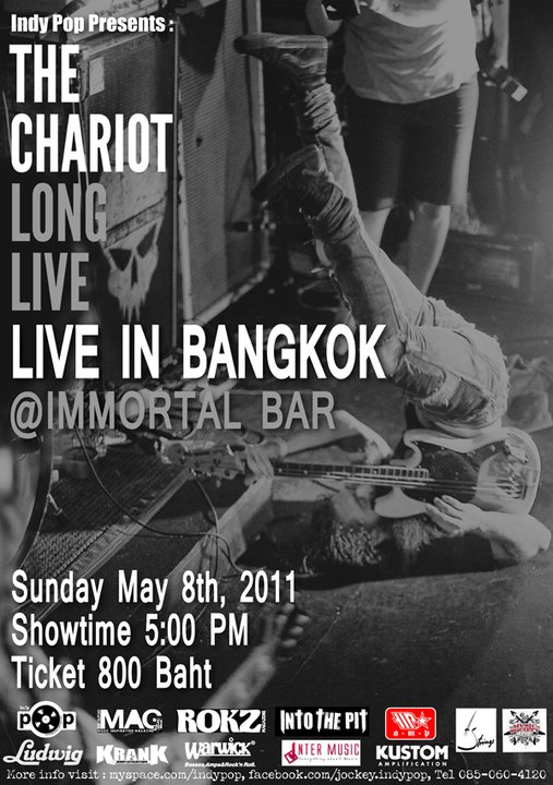 The Chariot in Bkk